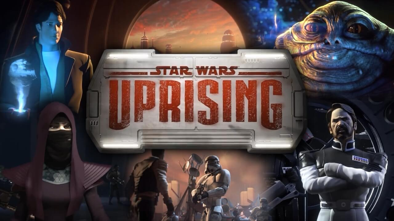 Star Wars: Uprising Is A Never-Ending Prequel