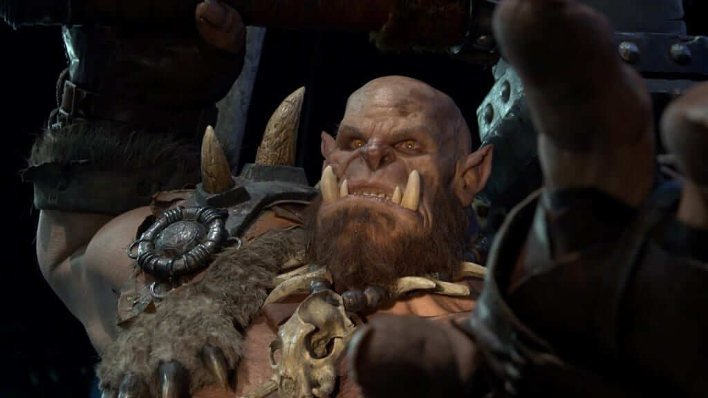 Warcraft Orc