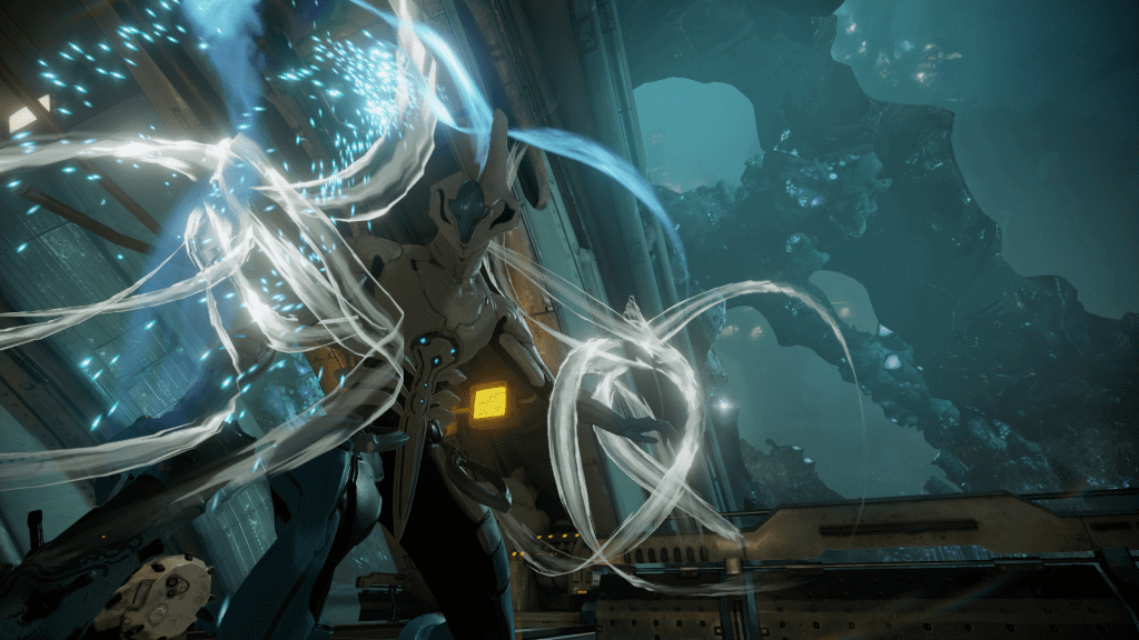 Warframe: Echos of the Sentient Equinox Day Time