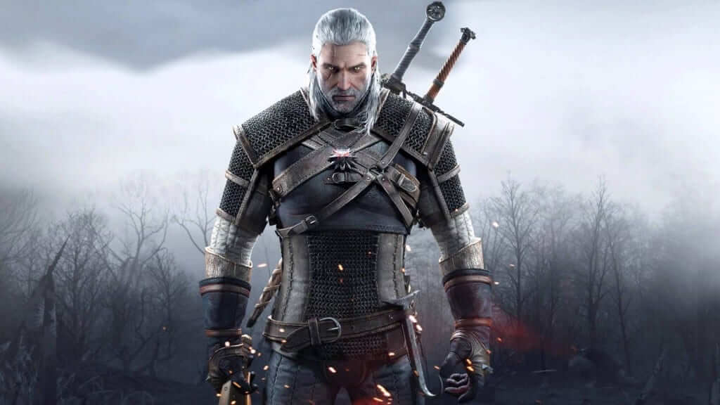 The Witcher Trilogy Only $12 on Steam