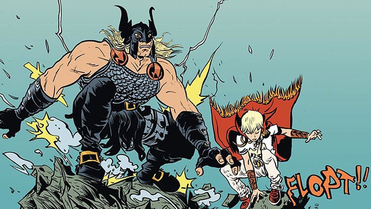 'Battling Boy' to Get Film Adaptation