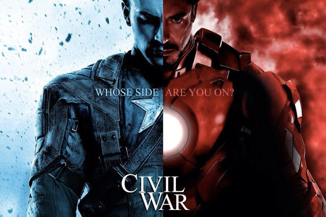 Captain America: Civil War Teaser Leaked