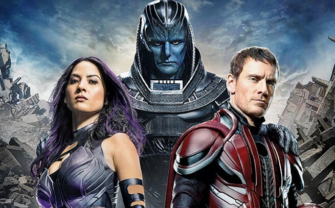 X-Men: Apocalypse New Set Photos Released