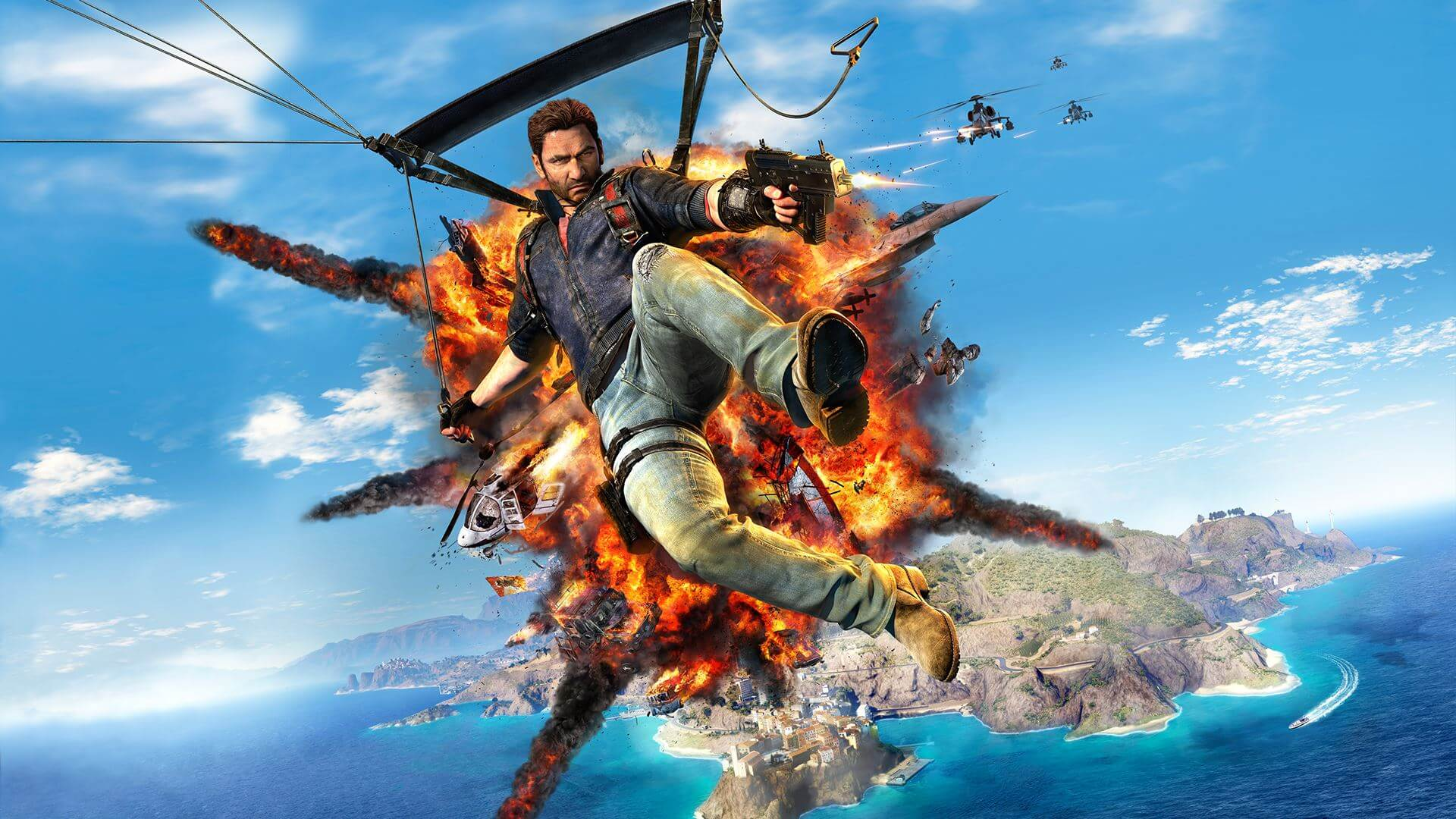 Win An Island Courtesy Of Just Cause 3