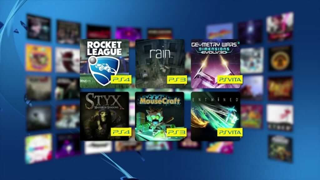 July 2015's Instant Games Collection Line Up