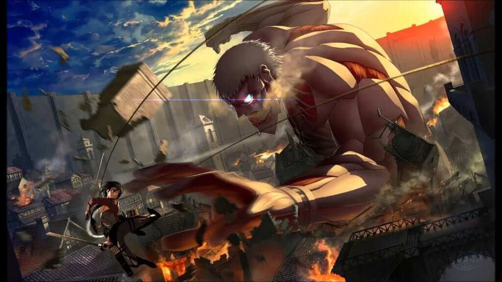 Attack On Titan Game In Development For PlayStation