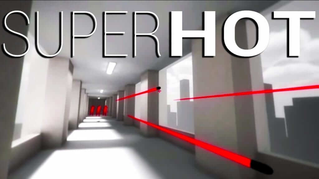 SuperHot Gets Beta Gameplay Trailer