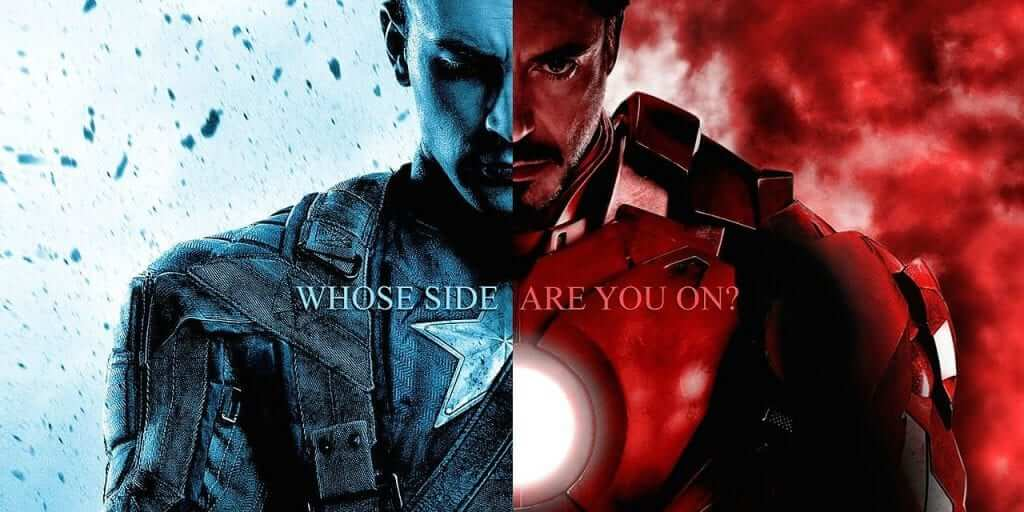 Rumor: How The Avengers Split In 'Civil War'