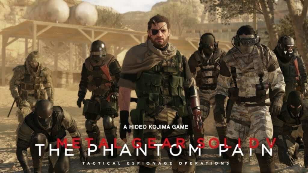 GamesCom 2015: The Latest 'Metal Gear Solid V' Gameplay Demo