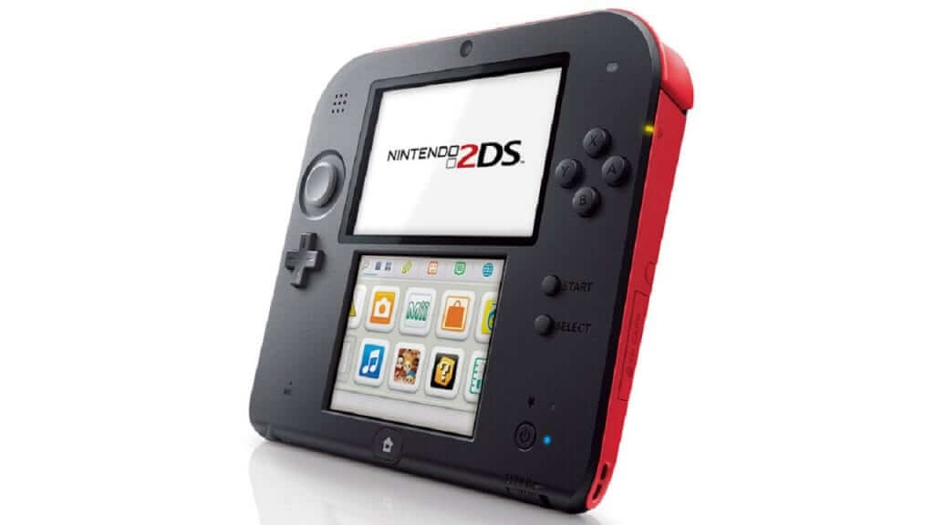 Nintendo 2DS Price Cut Starts Soon