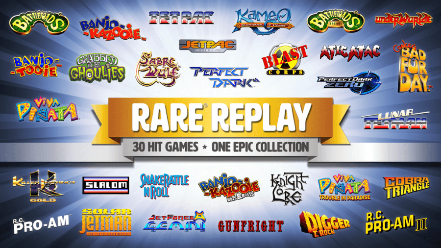 Review: Rare Replay Collection