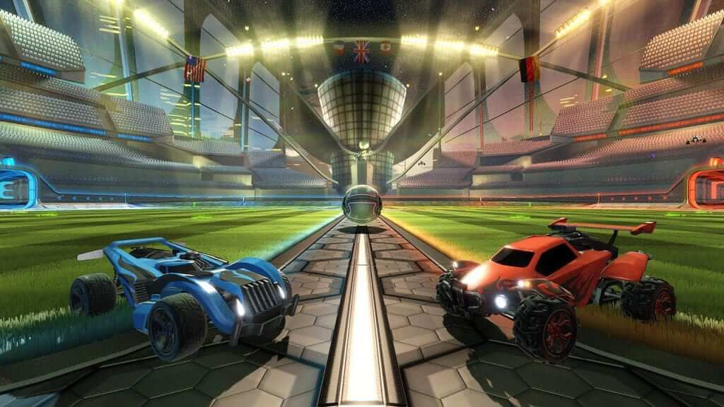 Rocket League Bans Players Who Quit