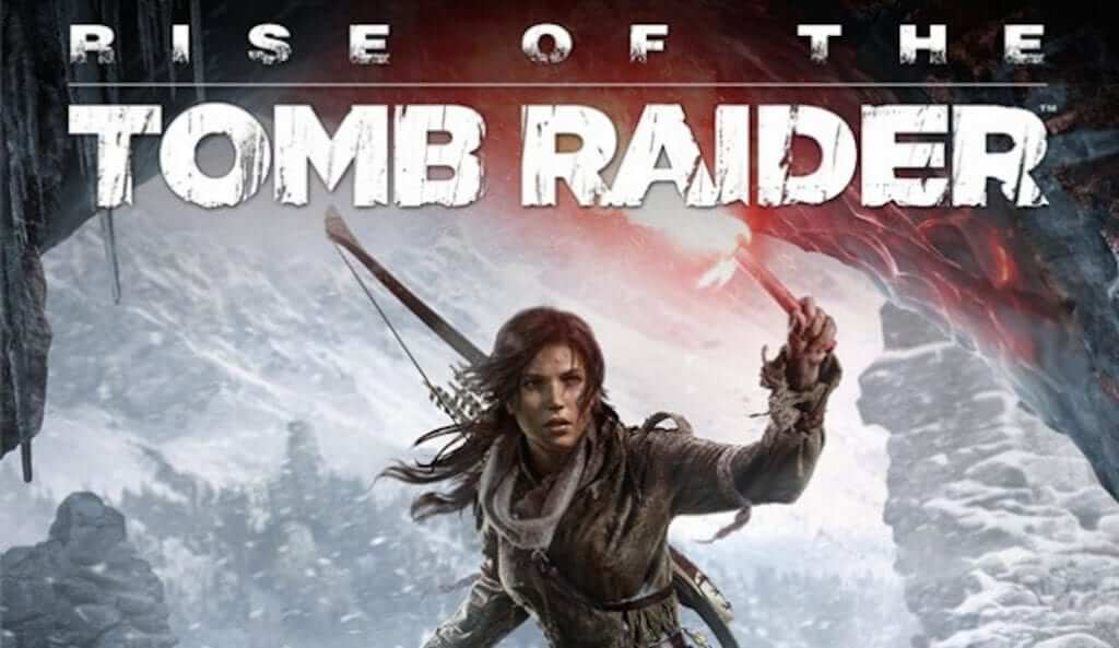 New Rise of the Tomb Raider Footage