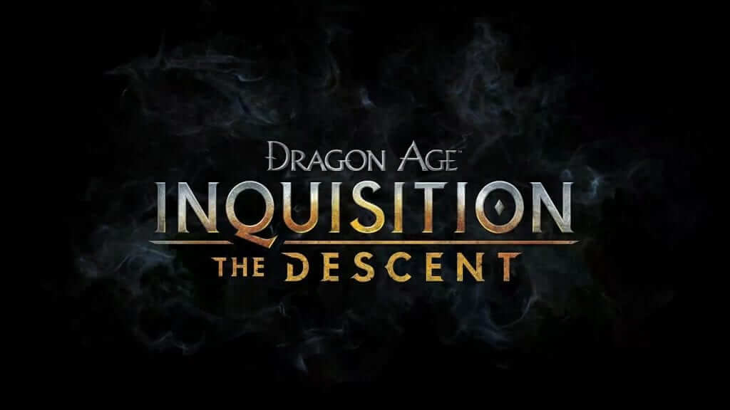Dragon Age DLC 'The Descent' Releases Next Week