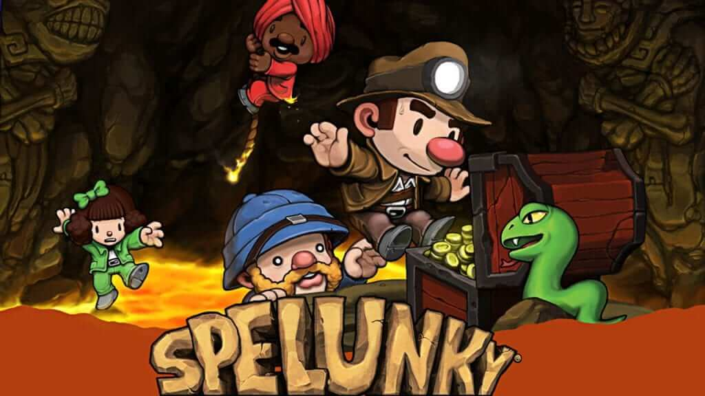 Spelunky Speedrunner Crushes Game On Hell Mode