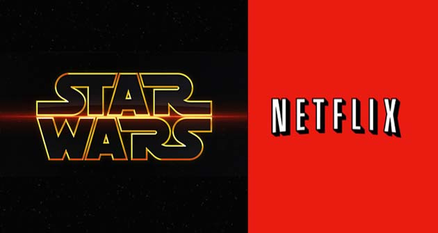 Rumor: Star Wars Live Action TV Shows Planned For Netflix