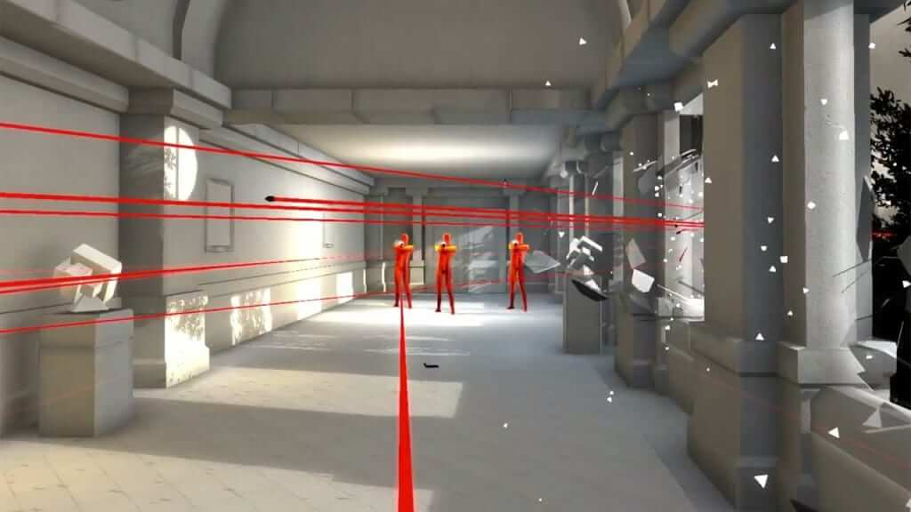 SUPERHOT's unique gameplay set it apart when it debuted last year