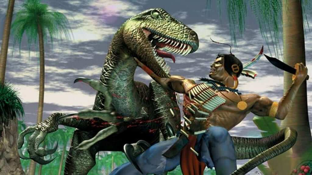 N64 Classics Turok and Turok 2 Being Remastered For PC