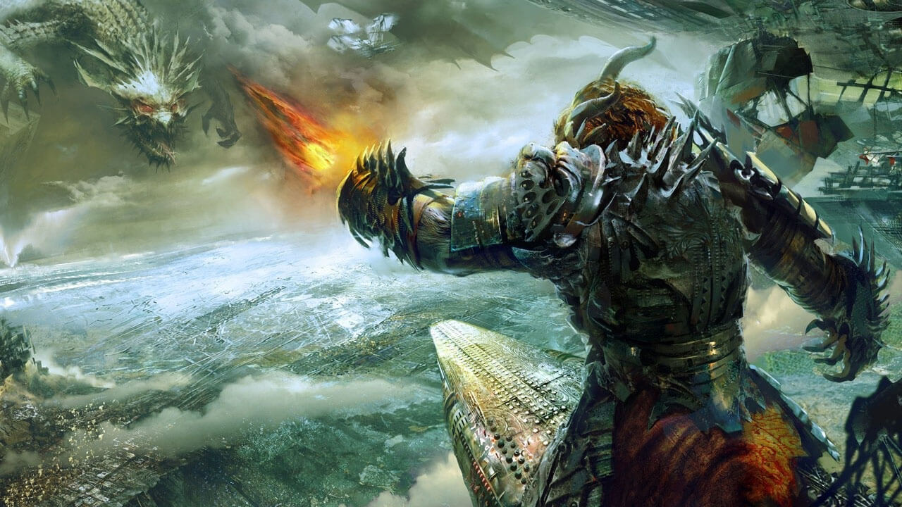 Guild Wars 2: Heart of Thorns Launch Trailer Released