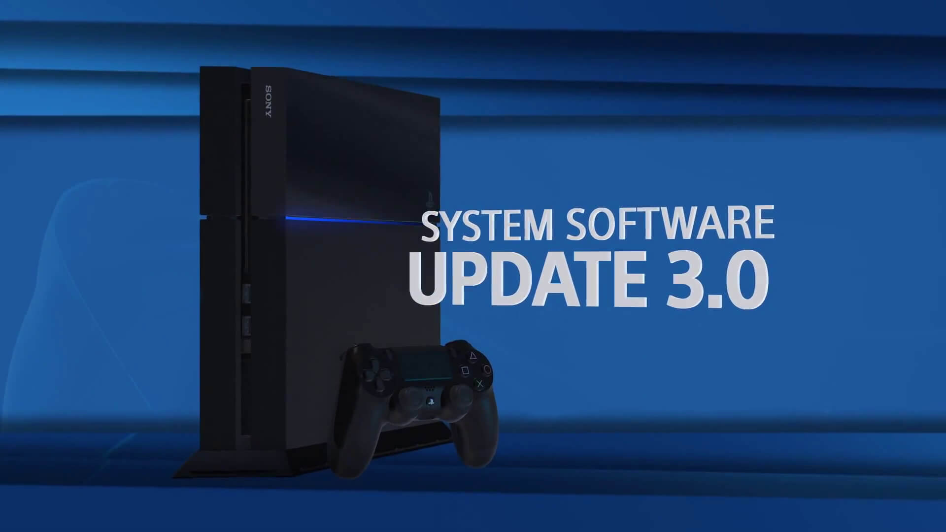 PS4's 3.0 Update is Around the Corner