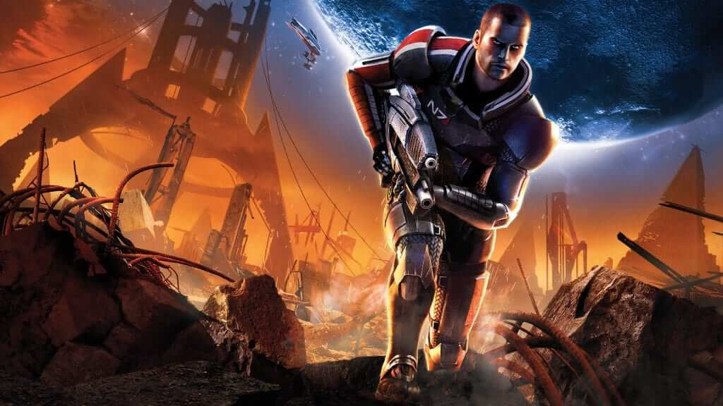 Mass Effect Theme Park Attraction Coming In 2016