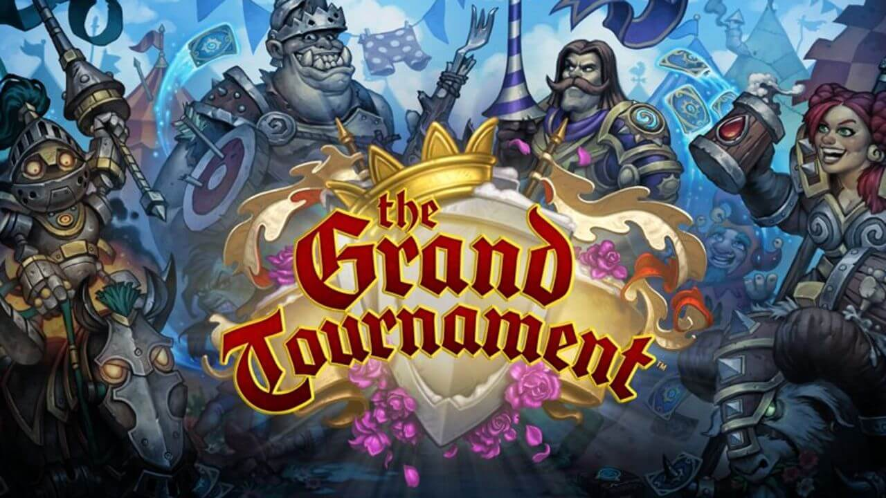 Hearthstone: The Grand Tournament Arrives