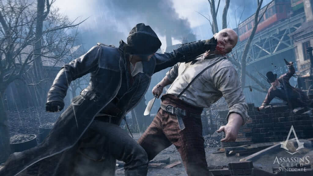 Assassin's Creed Syndicate Story Trailer Unveiled