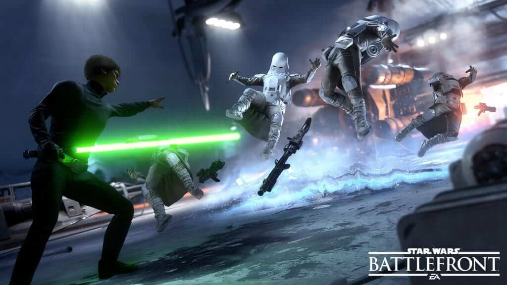 Star Wars Battlefront Beta Dates Announced