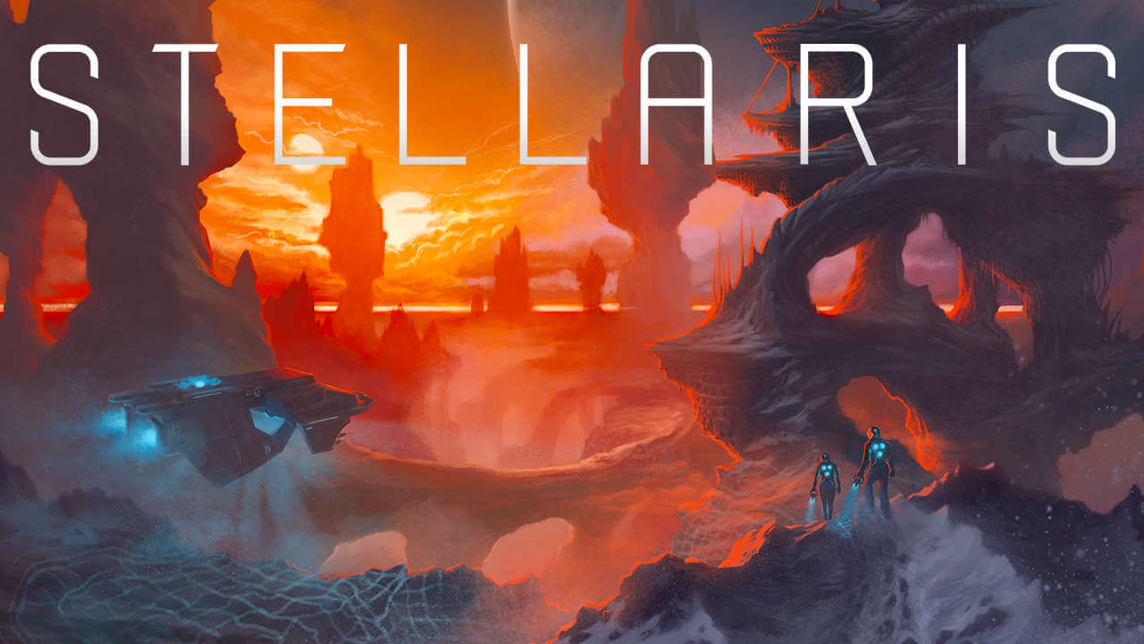 Stellaris: Development Diary Day 1