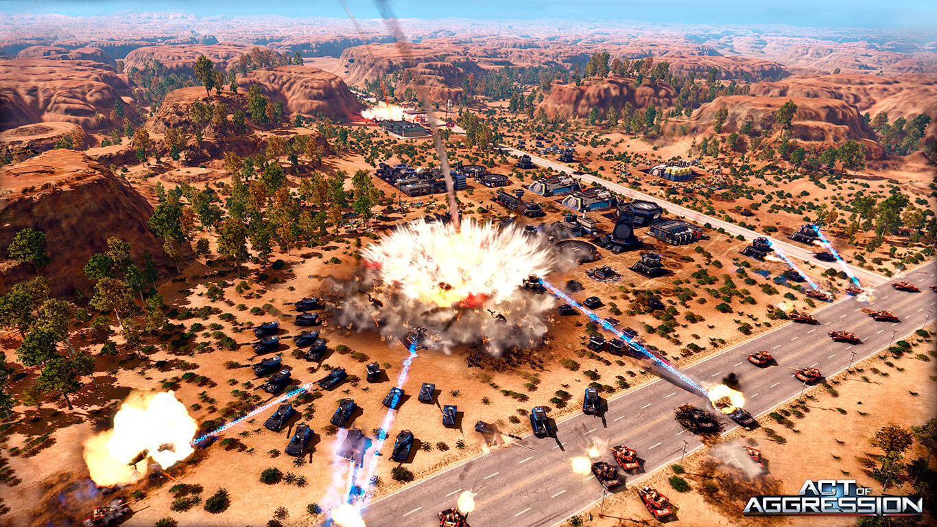 Review: Act of Aggression
