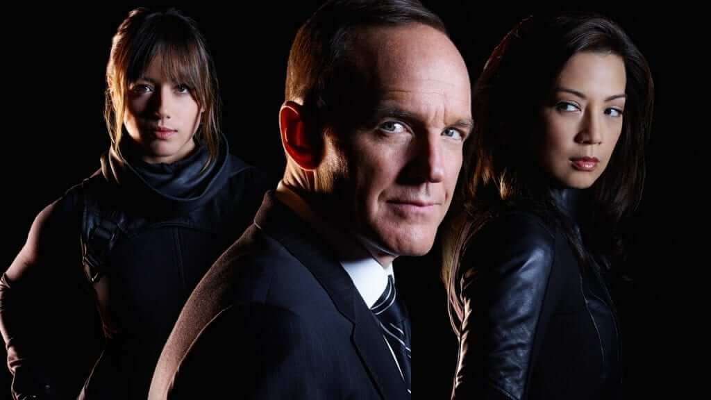 Agents of SHIELD: Season 3 Teaser Trailer