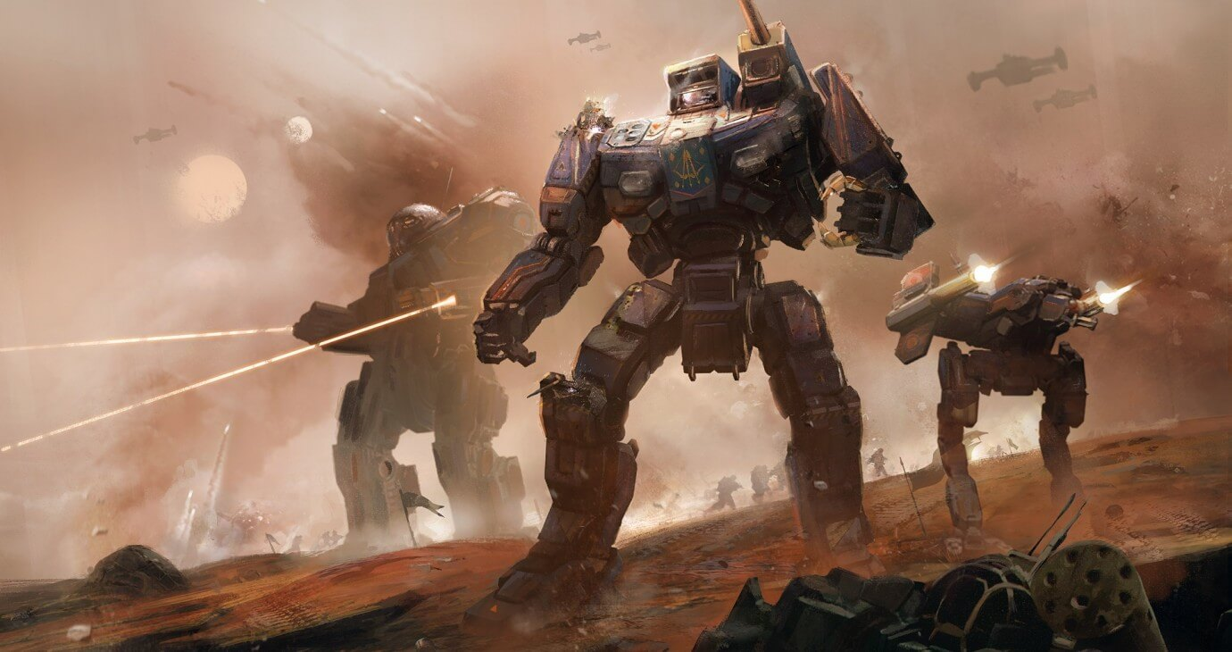 Battletech Returns