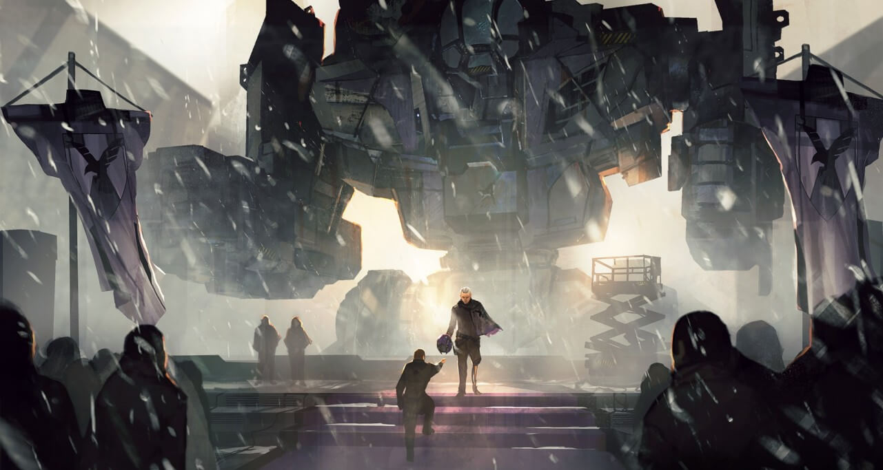Battletech Kickstarter is Live