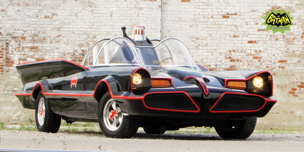 Bam! Batmobile Wins Copyright Protection