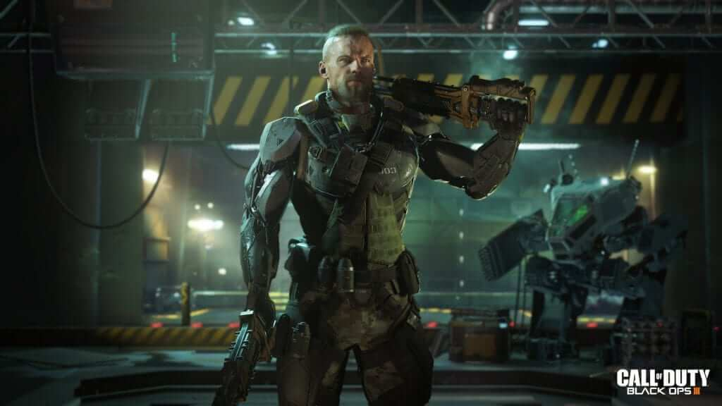 Call of Duty: Black Ops 3 Story Trailer Released