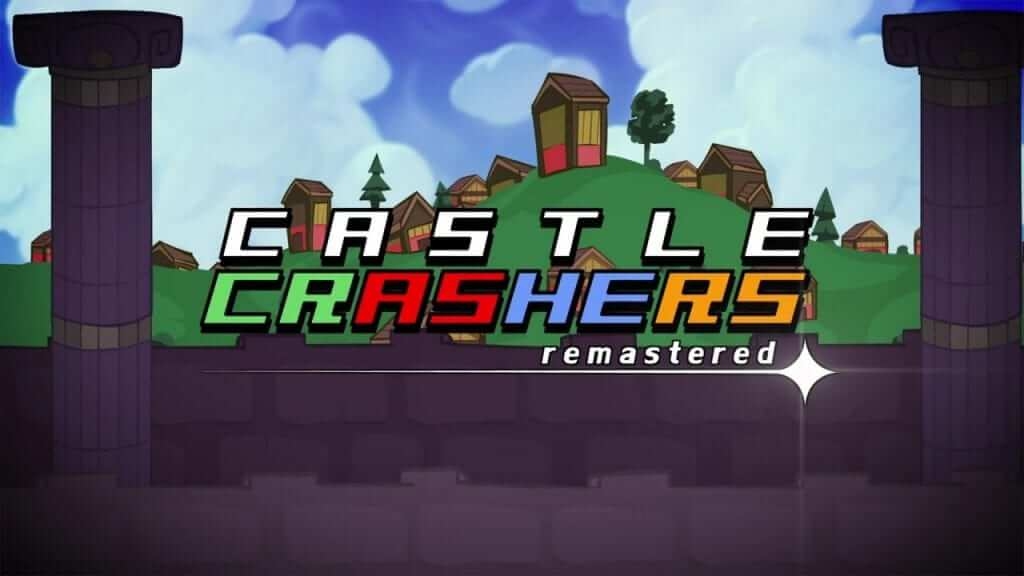 Castle Crashers Remastered Coming September 9th