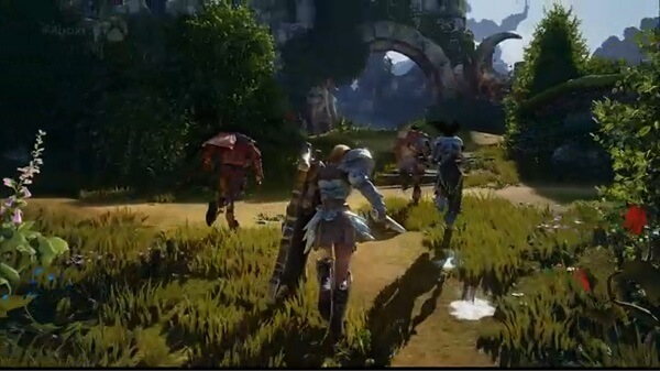 Fable Legends will see four Heroes working together against one villain.