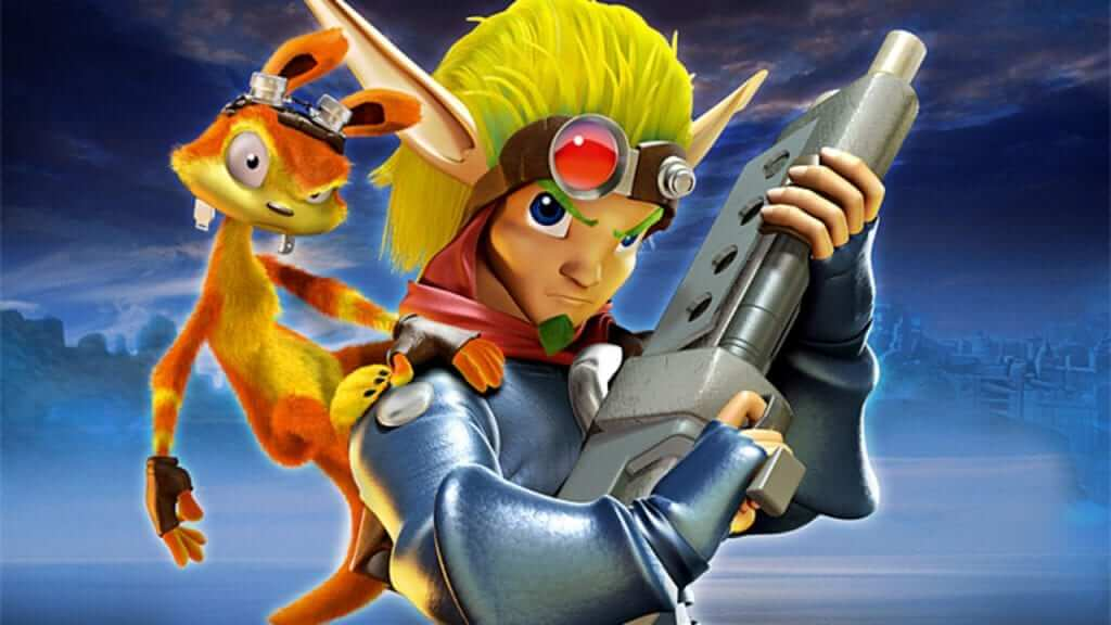 Naughty Dog Not Focused on Jak and Daxter