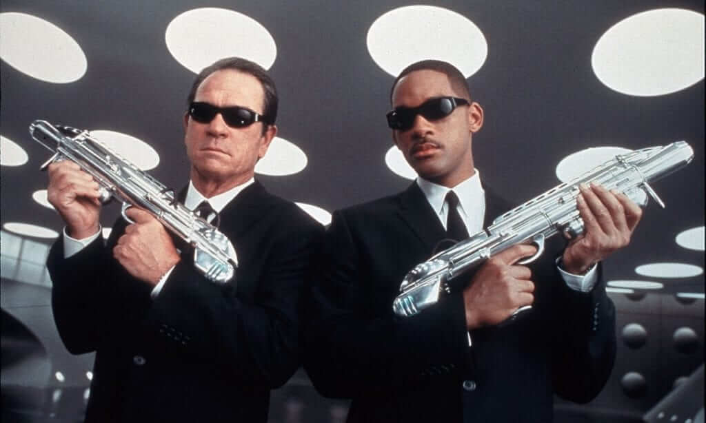 Will Smith Out For Men In Black Series