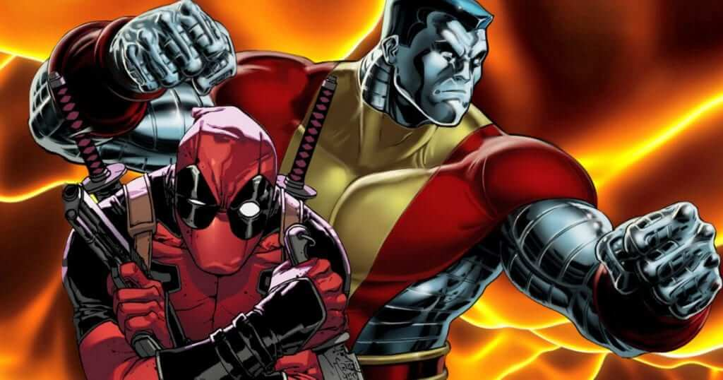 Colossus to Have Big Role in Deadpool
