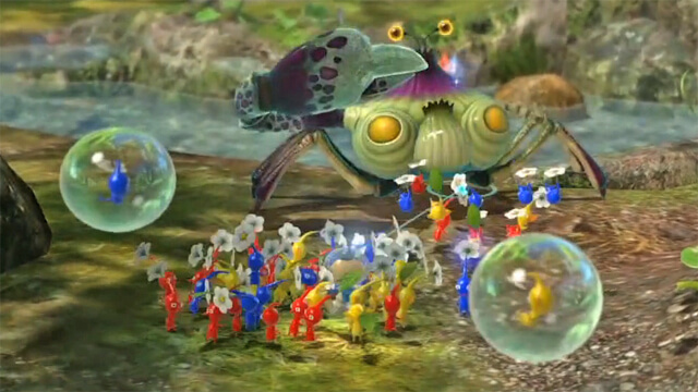 Pikmin 4 has been confirmed to be in development at Nintendo.