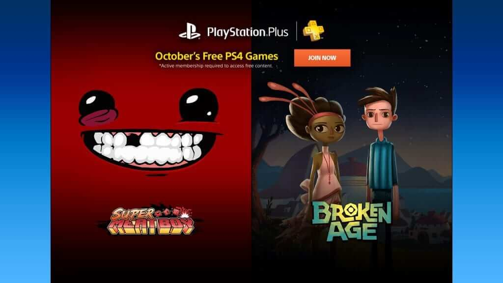 PlayStation Plus for October Goes Indie