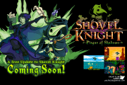 Shovel Knight: Plague Of Shadows Launching September 17th