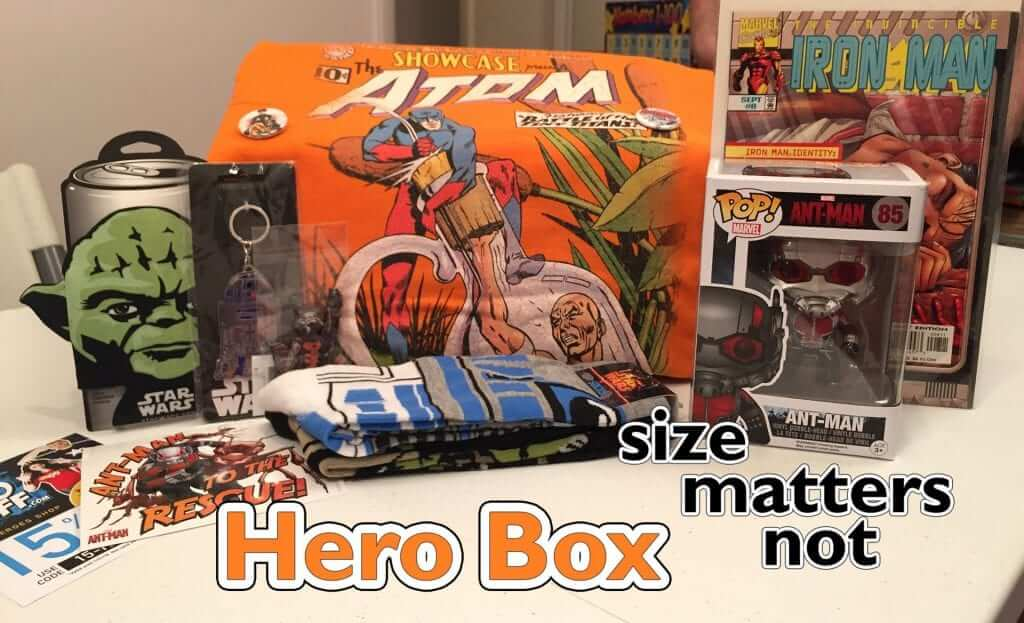 HeroBox: Size Matters Not! Review
