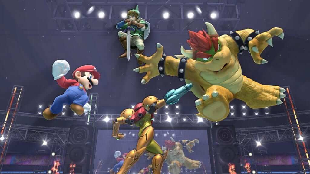 Super Smash Bros To Get A Super Mario Maker Stage