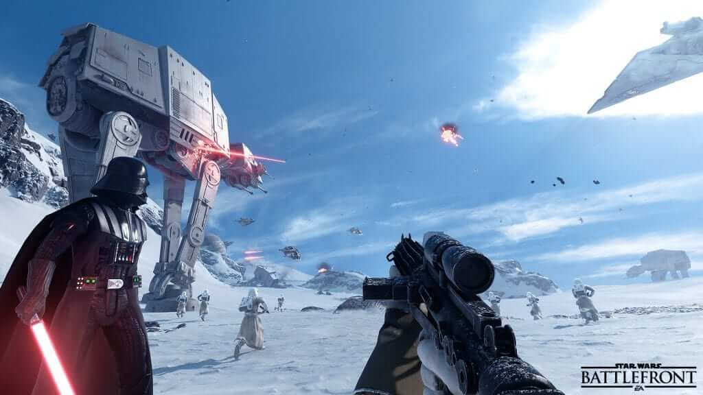 Star Wars: Battlefront Beta Coming in October