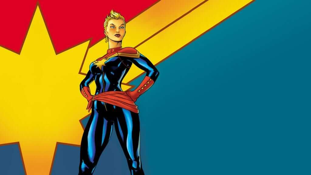 Actresses Rumored for Captain Marvel Role