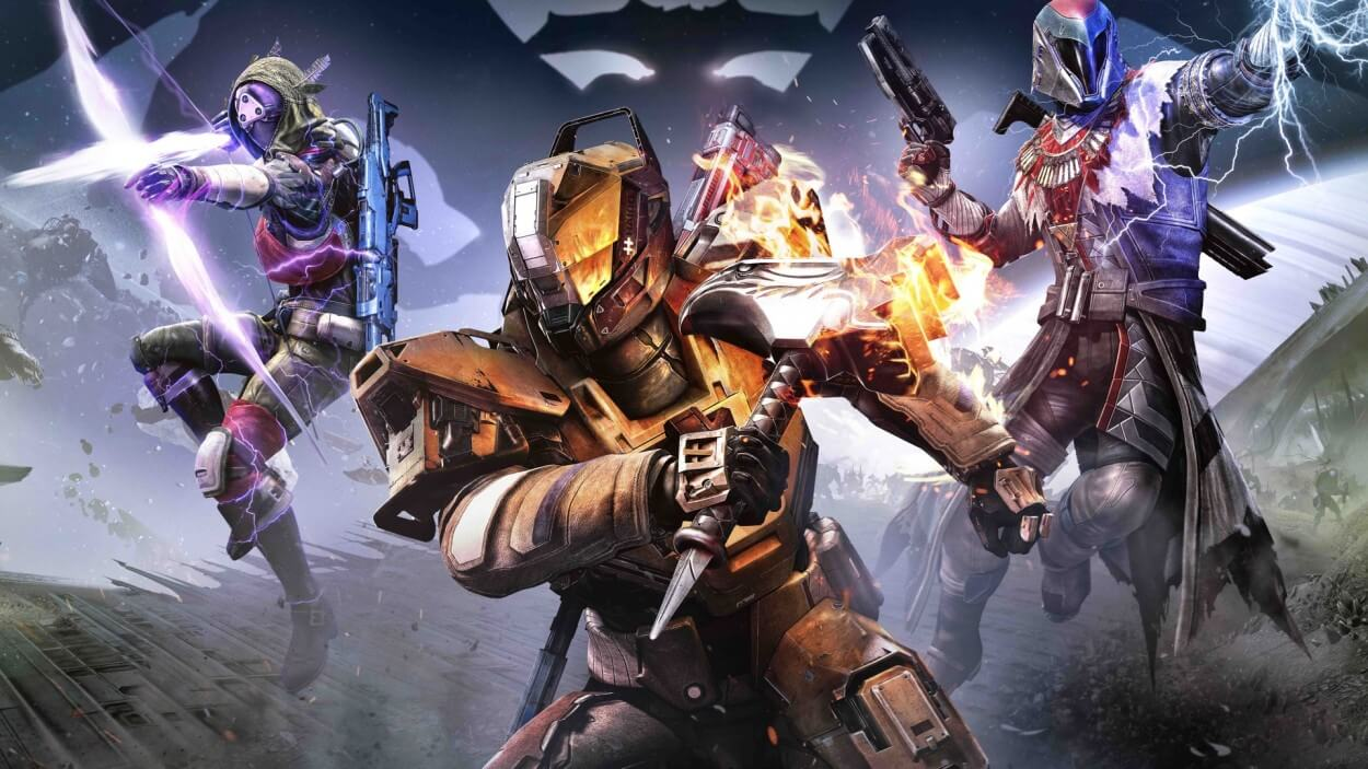 Destiny's Red Bull Strike Details Released