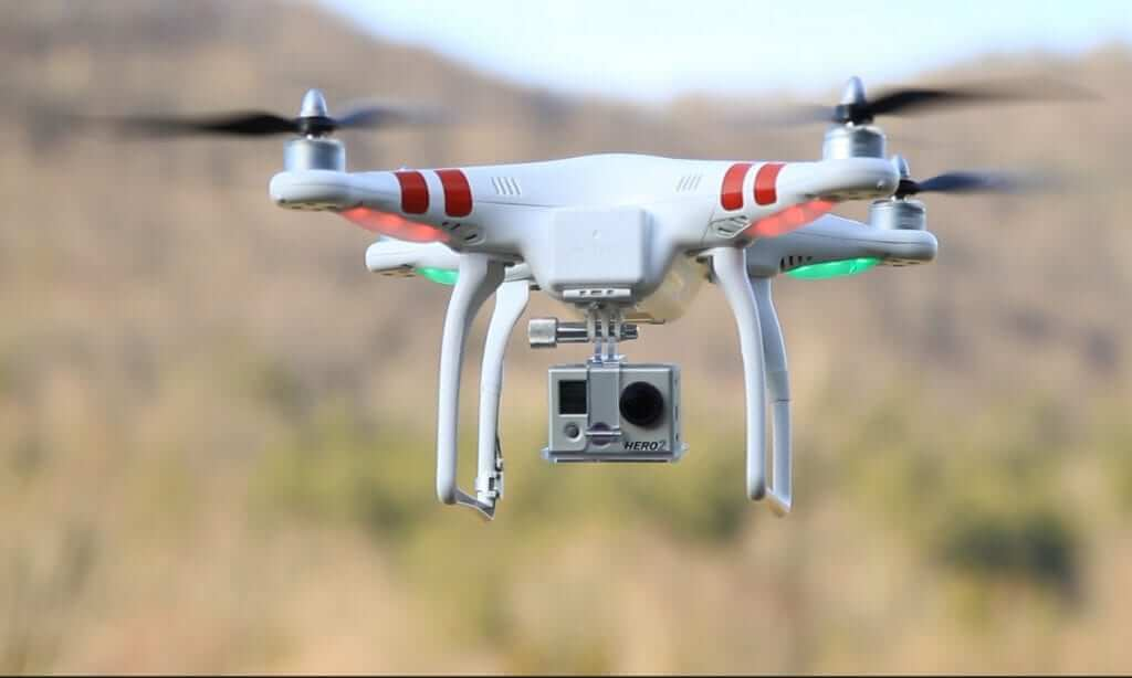 The Rising Problem With Drones