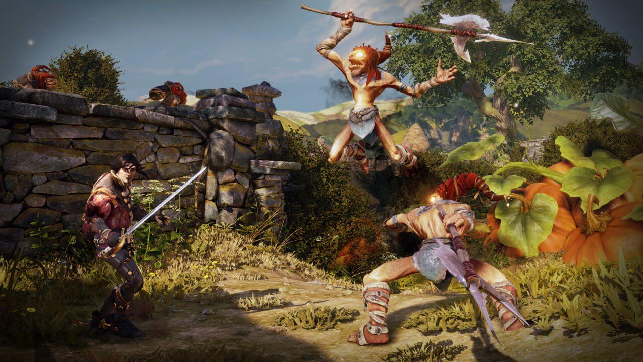 Fable 4 Not In Development at Lionhead Studios